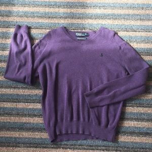 Ralph Lauren Prune Sweater